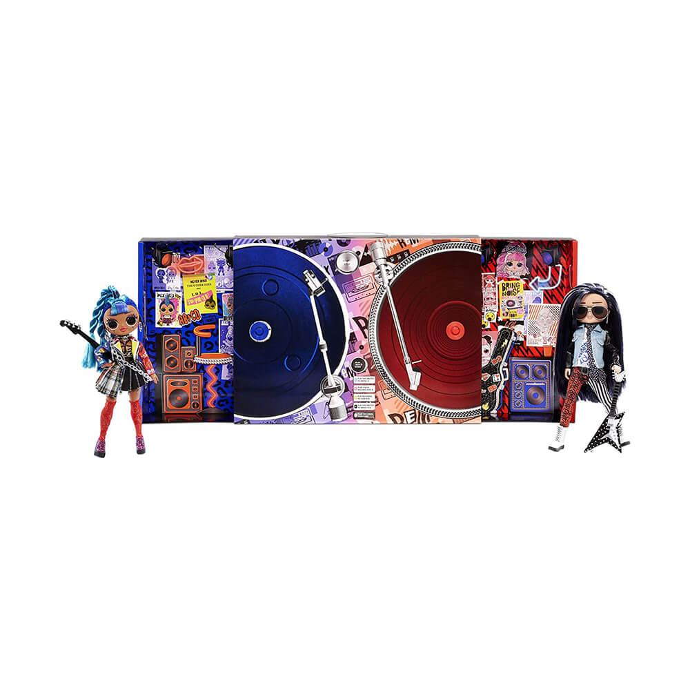 Кукла LOL Surprise ОMG 2-Pack Remix - Набор кукол ОМГ Ремикс