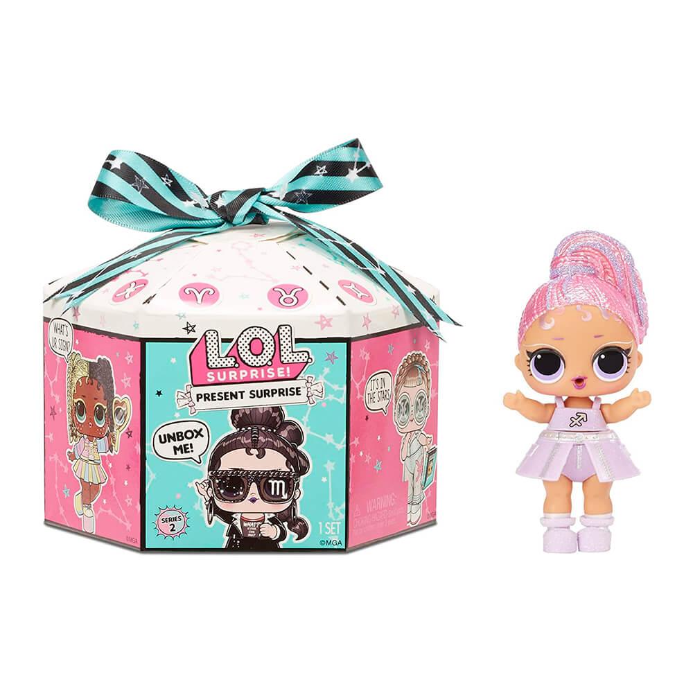 Кукла-сюрприз L.O.L. Surprise Present Surprise 2 серия